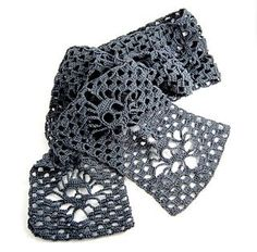 ideas about Free Crochet Scarf Patterns