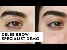 Video Tutorial: How To Shape Eyebrows -