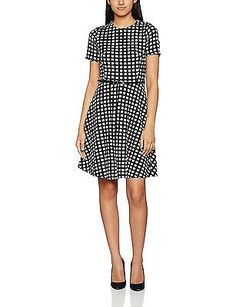 How Much Cheap Price Wiki For Sale Womens Monochrom Air Tex Fit and Flare Dress Dorothy Perkins Discount Manchester NZIicXI67s