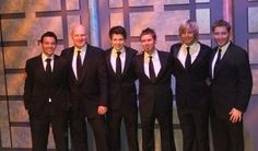 """""""Celtic Thunder""""see in live concert,love them the music is breath taking."""