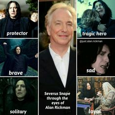 Only Severus