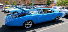 Custom Dodge Charger 1969 Daytona edition