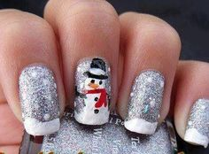 We Wish You A Merry Christmas, We Wish You A Merry Christmas...  #nails #formalapproach