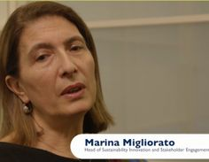 Interview with Marina Migliorato, Head of Sustainability Innovation and Stakeholder Engagement, Enel   3BL Media