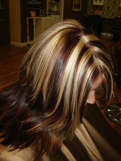 Google Image Result for http://www.shearglamourhairsalon.com/images/gallery/24%2520Mocha%2520Brown%2520Lowlights%2520with%2520Blonde%2520Hilights.jpg