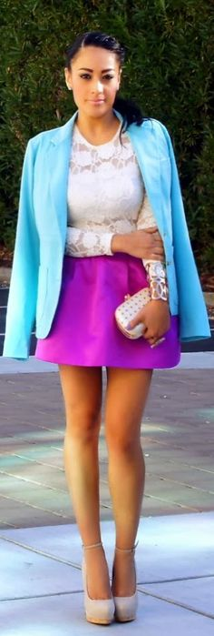 Look Of The Day: Don't Stop Playing #dress Up!