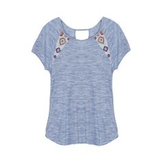 Update: Love this top! Got it in one of my fixes! Papermoon Alstead Embellished Shoulder Knit Top.