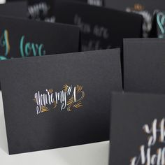 ISLY | I Still Love You: I Still Love Calligraphy Kits & Giveaway