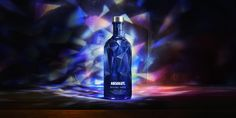 Get the holiday party started with a bottle of Absolut Facet — The Dieline | Packaging & Branding Design & Innovation News