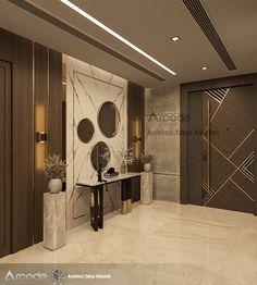 Door Design Interior, Interior Work, Luxury Interior, Corridor Design, Foyer Design, Philippines House Design, Entrance Foyer, Bungalow House Design, Furniture Handles