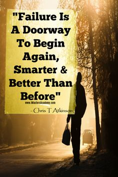"""New Beginnings Quote & Note by Chris T Atkinson:-""""One of the best ways to get a fresh start is to move somewhere else. Sometimes we can get too comfortable or stagnant where we are at. This blog post shares 18 signs that you need a fresh start (To Read Blog Post Click Picture Quote)"""
