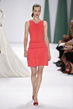 New York Fashion Week Carolina Herrera primavera-verano 2015 | telva.com