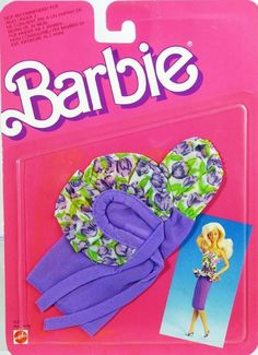 Barbie Pretty Choices Outfit