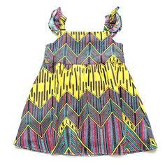 045015a2f Vestido Tribo Frufru - CutiCutiBaby - Roupas e Acessórios para bebês e  crianças