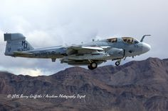 "Northrop Grumman EA-6B Prowler USMC BuNo 163032 VMAQ-3 ""Moon Dogs"" MCAS Cherry Point, NC"