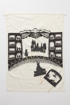 Shadow-Show Theater Kit - Anthropologie.com