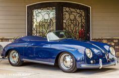 Porsche 356 Speedster #porsche
