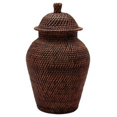 Interior HomeScapes offers the Timor Temple Jar by Bungalow Visit our online store to order your Bungalow 5 products today. Modern Decorative Objects, Decorative Accents, Bungalow 5, Modern Loft, Bottle Vase, Jar Lids, Unique Home Decor, Furniture Collection, Accent Pieces