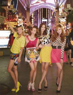 Girls' Generation photobook in Las Vegas