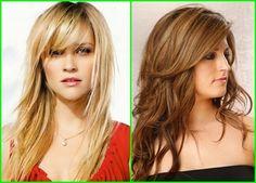 Frisur bei schulterlangen Haaren