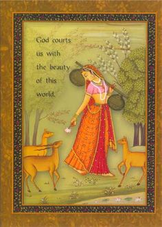 Hafiz On Love | The Poetry Of Hafiz