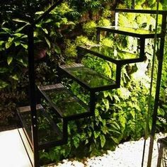 Planter Stairs