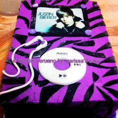 Justin bieber cake.