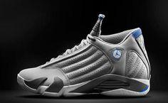 "Air Jordan 14 ""SPORT BLUE"" Custom Sneakers                                                                                    Ⓙ_⍣∙₩ѧŁҝ!₦ǥ∙⍣"