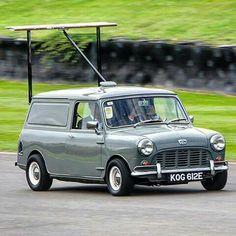 """McLaren """"Wing"""" test vehicle"""