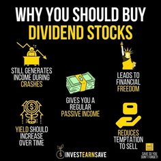 Financial Peace, Financial Literacy, Financial Tips, Dividend Investing, Investing Money, Saving Money, Saving Tips, Dividend Stocks, Stock Market Investing