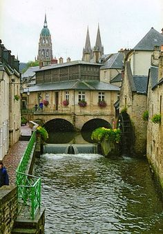 ♔ Bayeux ~ Normandy …