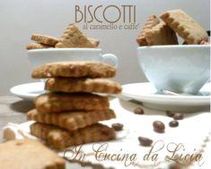 Biscotti al caramello e caffè http://blog.giallozafferano.it/incucinadalicia/biscotti-al-caramello-e-caffe/