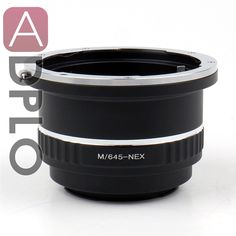 >> Click to Buy << New Lens Adapter Ring Suit For Mamiya 645 Lens to Sony E Mount NEX Camera #Affiliate