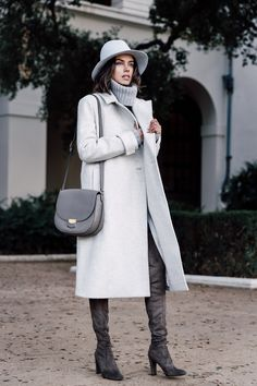 VivaLuxury - Fashion Blog by Annabelle Fleur: WINTER BLUES