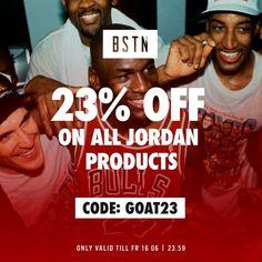 23% off All Jordan Products - 1 Day Mega Sale at BSTN Store - EU Kicks: Sneaker Magazine