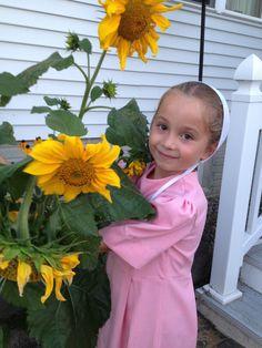 Sweet Amish Girl
