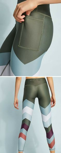 I need these leggings! Clci this pin to find them at anthropologie.com! | Talbot Avenue Drifter Leggings | activewear | yoga pants | running pants | leggings | fitness fashion | fitness apparel | #ad #activewear | #leggings