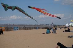 festival cerf volant Chatelaillon-plage