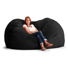 XXL Wide Wale Corduroy Bean Bag Sofa   The Strong Corduroy Fabric Of The  Original FUF Chair 7 Ft. XXL Wide Wale Corduroy Bean Bag Sofa Comes In Your  Choice ...