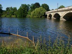 Kensington Palace Park, London, UK