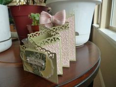 another cascading card