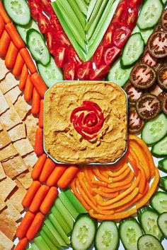 A Hummus To Best All Others