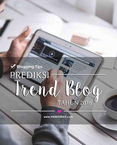 Prediction Trend Blog 2016 #trendblogging #blogging #trend #prediction