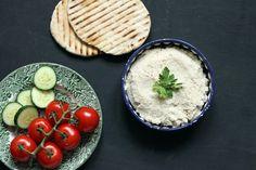 Cauliflower Hummus | Veggie Desserts Blog