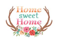 Home Sweet Home Antler