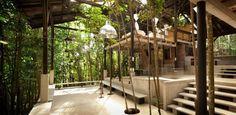 8 Eco friendly retreats in Malaysia Below per night Asian Interior, Interior Office, Eco Architecture, Traditional Interior, Farmhouse Design, My Dream Home, Colonial, Most Beautiful Pictures, Eco Friendly