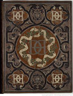 Reliure de : Astronomique Discours, par Jaques Bassantin,...