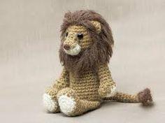 Crochet Amigurumi Lion Patterns : Pattern: crochet lion pattern amigurumi lion pattern crocheted