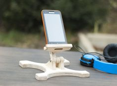 Docking Stands, smartphone, cell phone, tablet, ideas for gifts, holiday christmas new Year, chargning station, kitche,Samsung android stand by TreeSky on Etsy