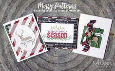 Merry Patterns Sneak Peek! Artisan Design Team Blog Hop